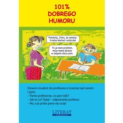 Dowcipy. 101% dobrego humoru - Karol Skwira (opr. miękka)