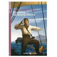 Książki do nauki języka, Le comte de Monte-Cristo niveau 3 avec CD audio (opr. miękka)