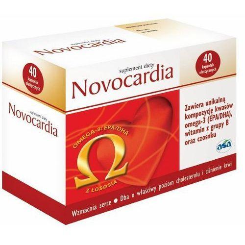 Leki na serce, Novocardia x 40 kaps