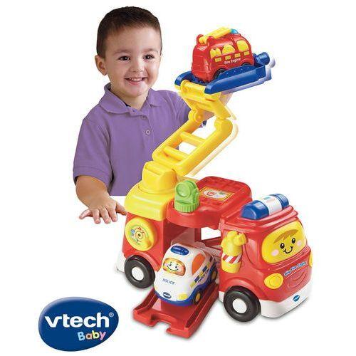 Jeżdżące dla dzieci, Tut tut autka - wóz strażacki