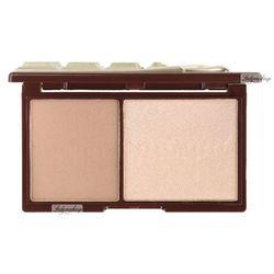Makeup Revolution I ♥ Makeup Bronze and Glow bronzer i rozjaśniacz 11 g