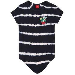 s.Oliver koszulka dziewczęca 92-98 niebieska