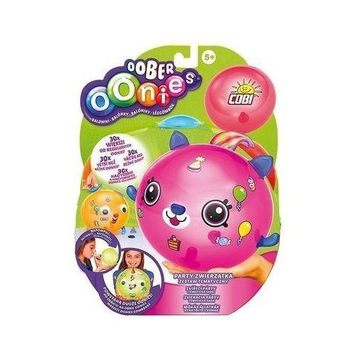 Kreatywne dla dzieci, Baloniki Oonies Oober Zestaw tematyczny