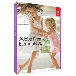 Adobe Premiere Elements 2018 PL WIN BOX Dzięki nowej wersji programu można łatwo porządkować materiały wideo, nadawać im doskonały wygląd przy użyciu automatycznych opcji montażu, tworzyć wspaniałe filmy i szybko dzielić się wspomnieniami.