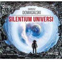 Książki fantasy i science fiction, Silentium Universi [Domagalski Dariusz] (opr. kartonowa)