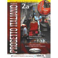 Książki do nauki języka, Nuovo Progetto Italiano 2A podręcznik /CD gratis/ (opr. miękka)