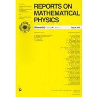 Gazety i czasopisma, Reports on Mathematical Physics 56/1 wer.kraj. (opr. miękka)