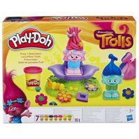 Ciastolina, Play-Doh Trolls Salon Fryzjerski Hasbro B9027