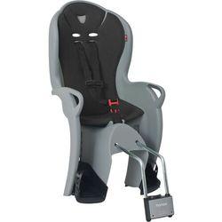 Hamax Kiss siodełko dla dziecka, szary/czarny Standard 2021 Mocowania fotelików Przy złożeniu zamówienia do godziny 16 ( od Pon. do Pt., wszystkie metody płatności z wyjątkiem przelewu bankowego), wysyłka odbędzie się tego samego dnia.