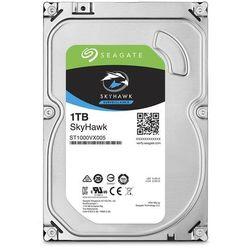 Dysk twardy Seagate ST1000VX005 - pojemność: 1 TB, cache: 64MB, SATA III, 5400 obr/min