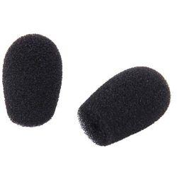 Monacor WS-150/SW gąbka mikrofonowa, czarna