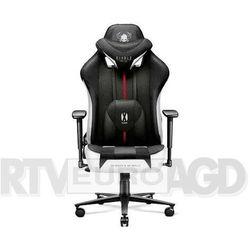Fotel DIABLO CHAIRS X-Player 2.0 Biało-czarny