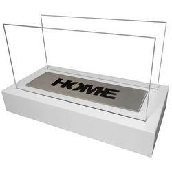 Biokominek Home biały