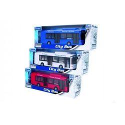 Autobus miejski 1:48 niebieski