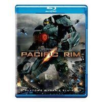 Filmy fantasy i s-f, Pacific Rim (Blu-Ray) - Guillermo del Toro
