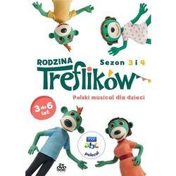 Rodzina Treflików. Sezon 3 i 4 (2 DVD)