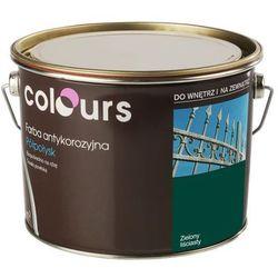 Farba antykorozyjna Colours zielona liściasta 2,5 l