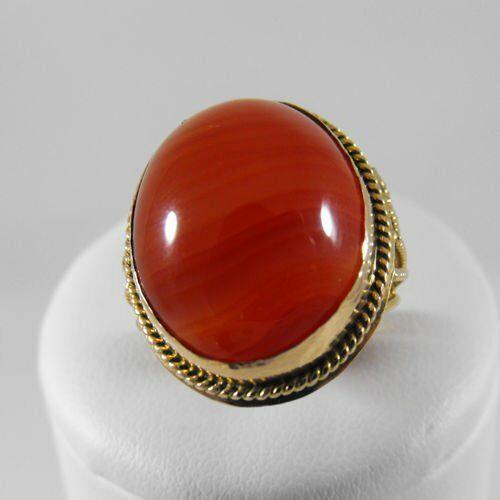Pierścionki i obrączki, Złoty pierścionek P1256