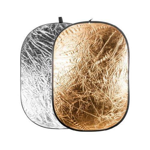 Blendy fotograficzne, Quantuum Blenda 91x122 cm złoto srebrna