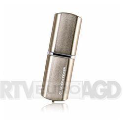Silicon Power LuxMiniI 720 8GB USB 2.0 (brązowy)