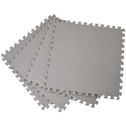 Puzzle mata do siłowni na podłogę 58cmx58cm 4szt