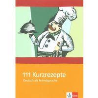 Językoznawstwo, 111 Kurzrezepte (opr. miękka)