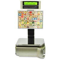 Wagi sklepowe, Waga etykietująca samoobsługowa z 72 klawiszami DIGI SM-5100BS(72)