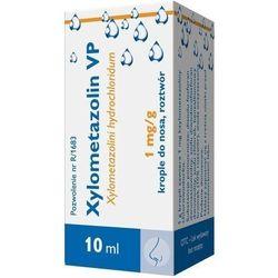 Xylometazolin VP krople do nosa 10ml