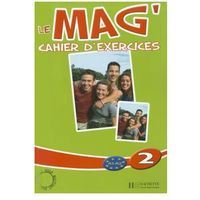 Książki do nauki języka, Le Mag 2 Zeszyt ćwiczeń Wersja międzynarodowa - mamy na stanie, wyślemy natychmiast (opr. miękka)
