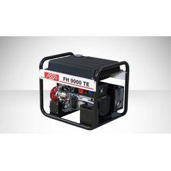 Agregat prądotwórczy Fogo FH 9000 TE Honda generator