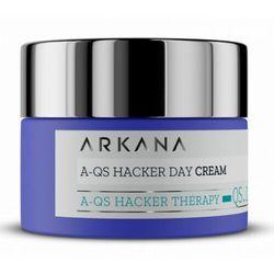 Arkana A-QS HACKER DAY CREAM Krem na dzień regulujący mikrobiom skóry (61018)