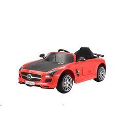 Hecht samochodzik dziecięcy - Mercedes Benz SLS AMG, czerwony promocja (-12%)