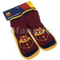 Obuwie domowe dziecięce, kapcie FC Barcelona Junior 5-6 lat ST