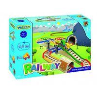 Kolejki i tory dla dzieci, 51711 Kid Cars - Kolejka 4.1 m