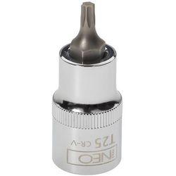 Końcówka na nasadce NEO 08-751 Torx 1/2 cala T25 x 55 mm + Zamów z DOSTAWĄ JUTRO!