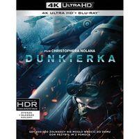 Filmy wojenne, Dunkierka (Blu-ray 4K) - Christopher Nolan DARMOWA DOSTAWA KIOSK RUCHU