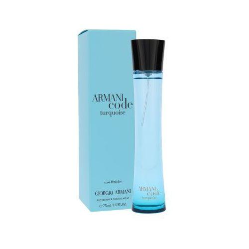 Inne zapachy dla kobiet, Armani Armani Code Turquoise 75 ml orzeźwiająca woda