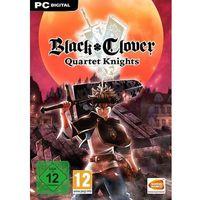 Gry PC, BLACK CLOVER QUARTET KNIGHTS (PC)