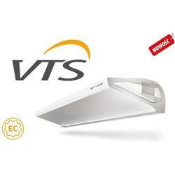 VTS WING W100 EC Kurtyna powietrzna z wymiennikiem wodnym