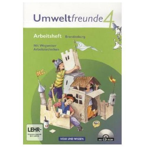 Pozostałe książki, 4. Schuljahr, Arbeitsheft m. CD-ROM Koch, Inge