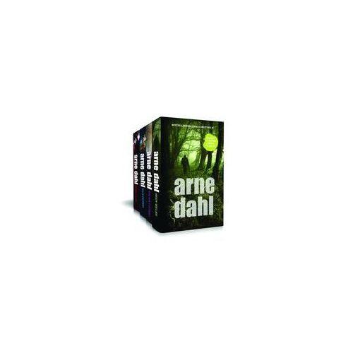 Książki kryminalne, sensacyjne i przygodowe, Pakiet Arne Dahl - Dostępne od: 2014-11-19