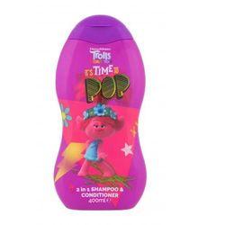 DreamWorks Trolls World Tour 2in1 Shampoo & Conditioner szampon do włosów 400 ml dla dzieci