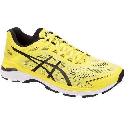 gt 2000 7 buty do biegania mężczyźni żółtyczarny us 11,5 | eu 46 2019 szosowe buty do biegania marki Asics