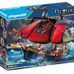 Playmobil Pirates: Statek bojowy Trupiej Czaszki (70411). Wiek: 4+