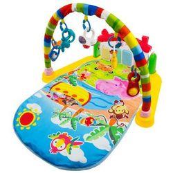 Interaktywna mata edukacyjna z zabawkami + pianino iBaby 525-003 Maty (-16%)