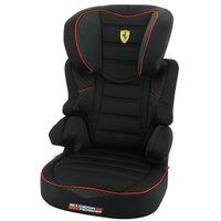 Foteliki grupa II i III, Nania fotelik samochodowy BeFix SP Ferrari Black 15-36 kg czarny - BEZPŁATNY ODBIÓR: WROCŁAW!