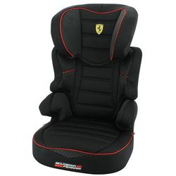 Nania fotelik samochodowy BeFix SP Ferrari Black 15-36 kg czarny - BEZPŁATNY ODBIÓR: WROCŁAW!