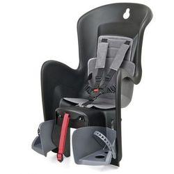 Fotelik rowerowy Bilby CFS czarny Polisport WYPRZE - black / dark grey - 30% (-30%)