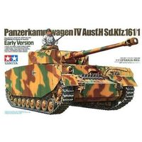Pozostałe zabawki, Panzerkampwagen IV Ausf. H. Early Version