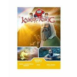 Księga Ksiąg - Sezon 2 - odcinki 7-9 DVD
